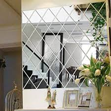 Amazon Com 3d Wall Decals Kimloog Diy Love Acrylic Art Stickers Mirror Living Room Decor Self Adhesive Wall Paper Removable Kimloog Arts Crafts Sewing