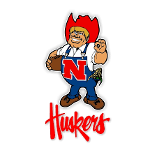 Herbie Nebraska Cornhuskers A Vinyl Decal Sticker 4 Si