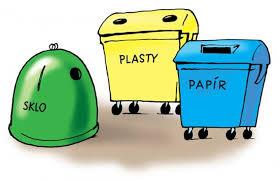 Image result for jak třídíme odpad