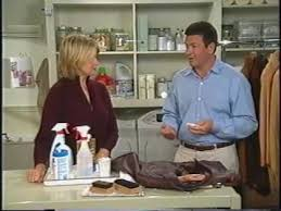 suede and leather care with martha