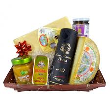 basket riccardo gifts with