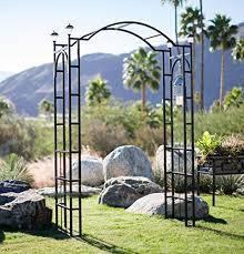 outdoor garden arch 7 5 ft tall w 4