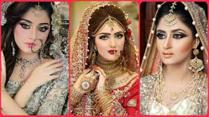 most beautiful bridal makeup ideas for