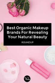 35 best organic makeup brands for