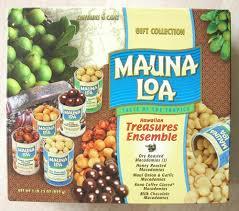 macadamia nut gift box treres