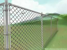 Galvanized Iron Gi Green Chain Link Fencing Rs 7 Square Feet Punrasar Engineering Private Limited Id 14971683262