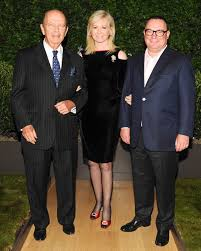 Wilbur Ross & Wife Hilary Geary Slippers and Shoes Style [PHOTOS] –  Footwear News