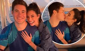 Adam Devine announces engagement to girlfriend of four years Chloe ...