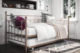 manila twin daybed with trundle