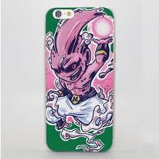 Dbz Kid Buu Energy Ball Chibi Art Syle Decal Skin Iphone 4 5 6 7 Plus Case Saiyan Stuff