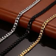 stainless steel 24 30inch long chains