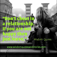 don t cheat in a relationship wisdom quotes stories