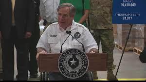 Texas Governor Renews Virus Disaster Declaration – NBC 5 Dallas-Fort Worth