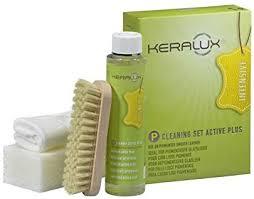 foam cleaner keralux active plus