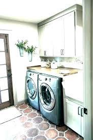 laundry room bathroom combo ideas