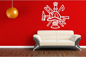 Buy Custom Fireman And Armed Forces Wall Decals And Stickers Page 3