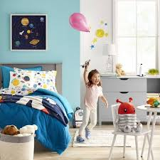 Space Odyssey Kids Bedroom Collection Pillowfort Target