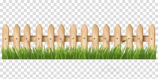 Fence Garden Grass Transparent Png Im 600963 Png Images Pngio