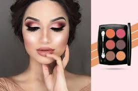 rose gold makeup trend bebeautiful