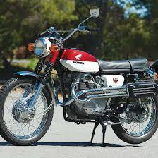 memory maker 1968 honda cl350k1