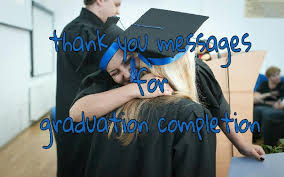 graduation thank you messages notes quotes to thank god