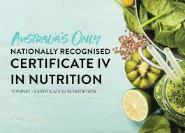 certificate iv in nutrition course