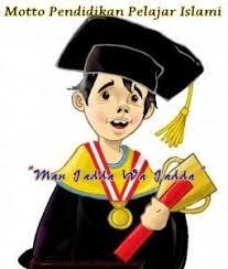 contoh motto pendidikan pelajar yang islami pendidikan belajar