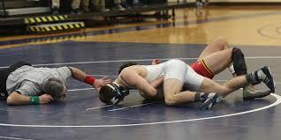 Adam Peris - 2017-18 - Wrestling - Messiah University Athletics