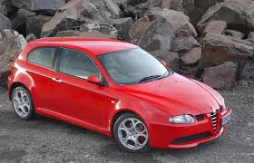 0022 Sticker Alfa Romeo 147 Gta