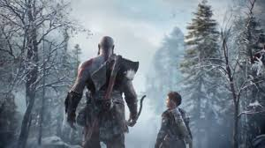 God of War 4 - NEW Commercial ( NBA Game Trailer) - YouTube