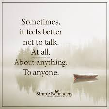 unknown author better talk anything anyone en simple reminders