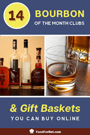 15 bourbon of the month clubs gift