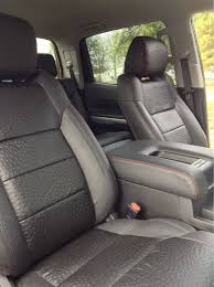 2016 toyota tundra installed with black