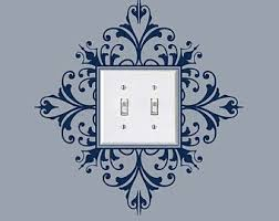 Light Switch Decal Etsy