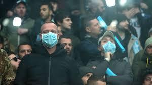 China coronavirus: How football matches & sport events are ...