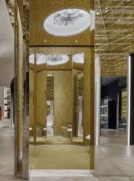 versace boutiques boutique projects