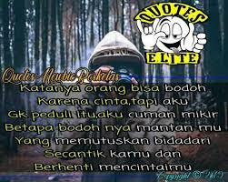 quotes newbie berkelas facebook