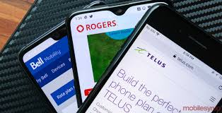 canadian carrier rate plans
