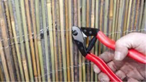 How To Install Bamboo Screening Bunnings Warehouse Nz