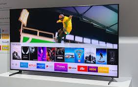 samsung s smart tvs to get apple tv app