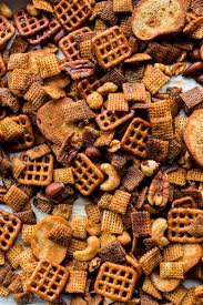 sweet y honey chex mix sally s