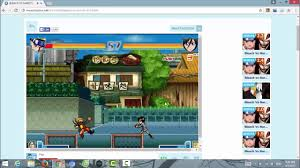 Bleach vs Naruto #1 Riview Naruto(Bình Thường) - YouTube