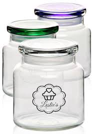 plastic and glass candy jars whole