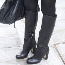by marciano martina black leather boots
