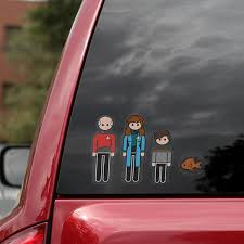 Nerd Approved On Twitter Star Trek Tng Family Car Decals Include Lots Of Character Options Https T Co Jojwqchxxv Startrek Https T Co 5a8w0lpvip
