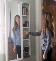 full length mirror sliding beauty