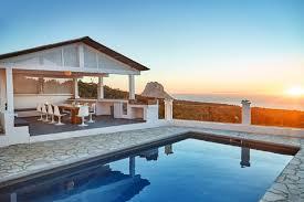 location villa de luxe ibiza piscine