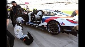 That's how a driver change with Alex Zanardi works - BMW M ...