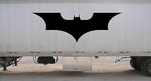 Dark Knight Logo Vinyl Decal Batman Sticker Solid Fill You Choose Size Color For Sale Picclick