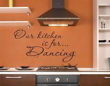 Items In Sticker Decal World Shop On Ebay Kitchen Wall Stickers Kitchen Stickers Wall Sticker